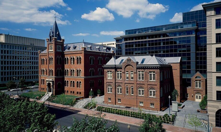 If you move cross country to Washington DC, you can visit Sumner school