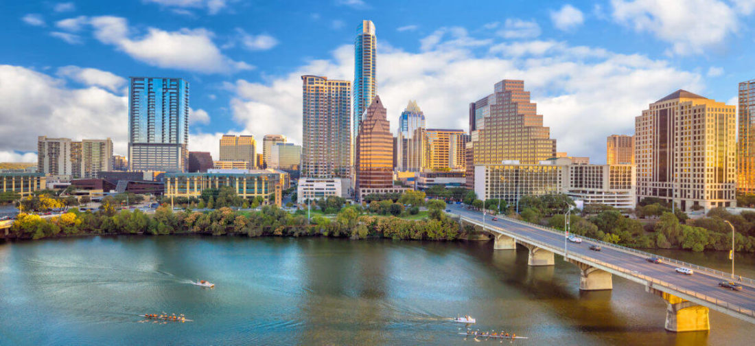 If you want to move and explore Austin during the day, long distance movers can help you