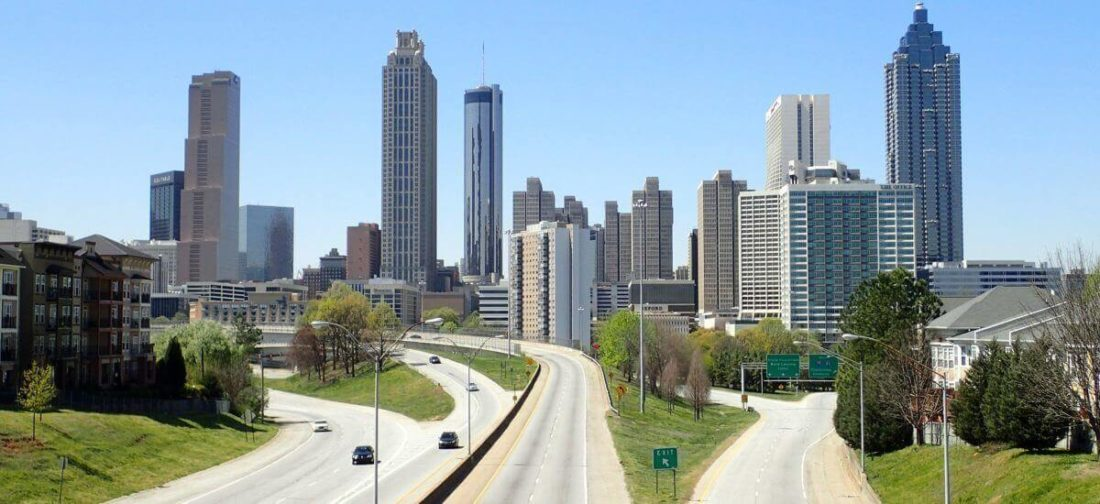 the best long distance movers can help you relocate to Atlanta